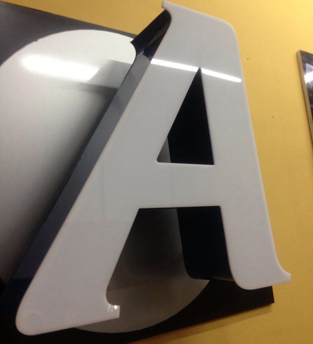 Letras para empresas | Rótulos Albacete