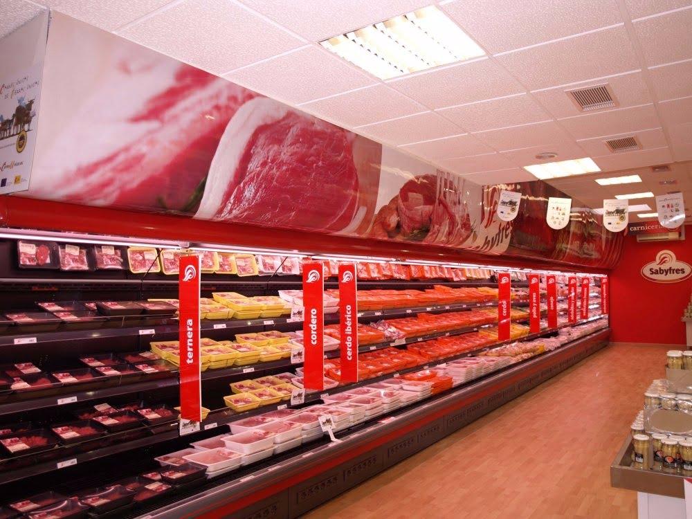 Decoración para supermercados