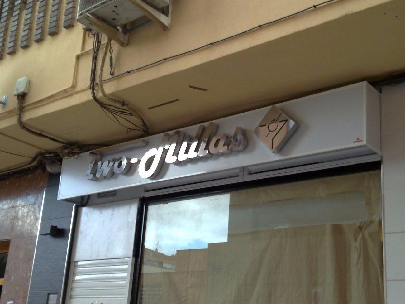 Rótulos en Albacete