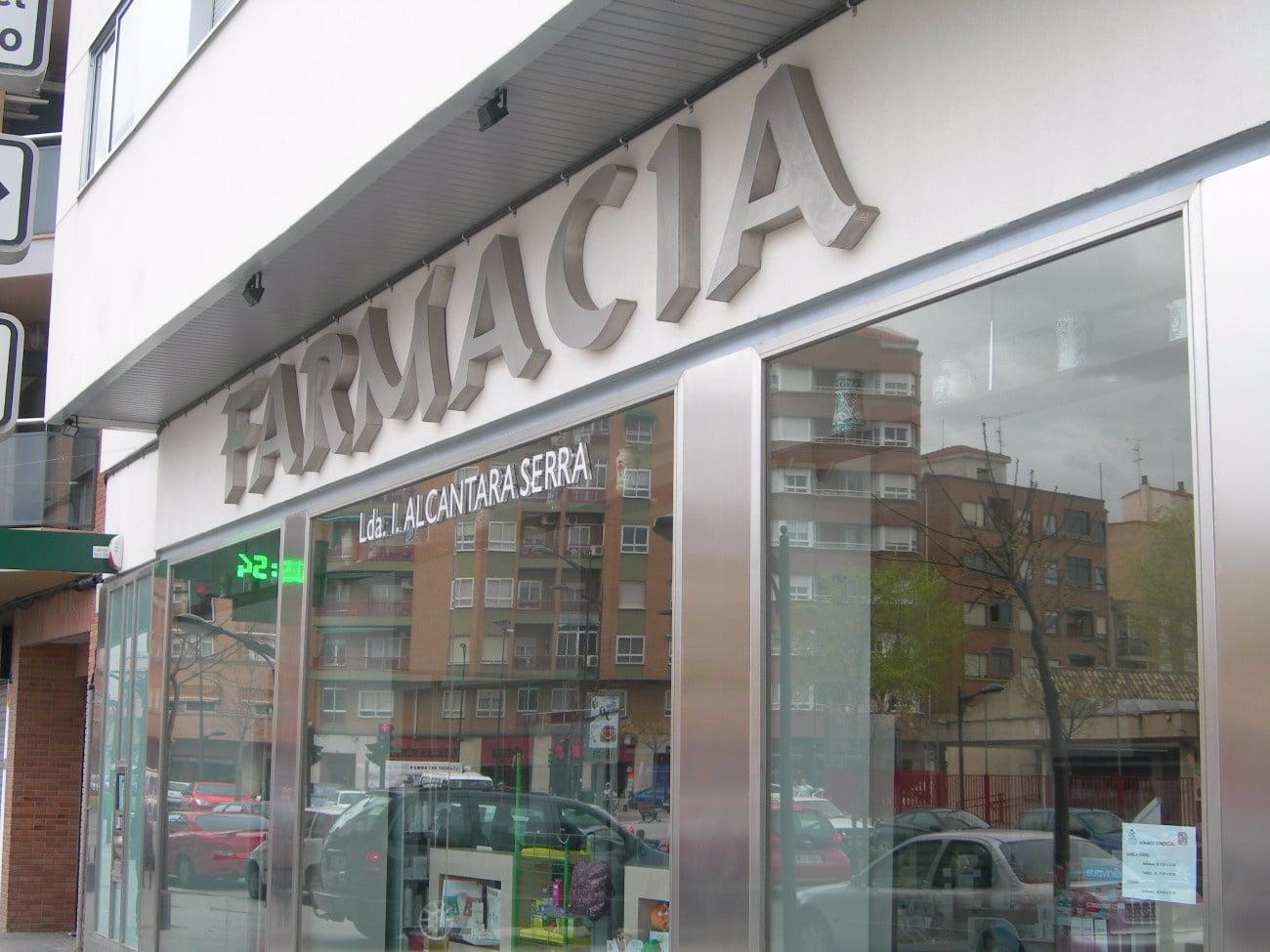 Letras para negocios en Albacete