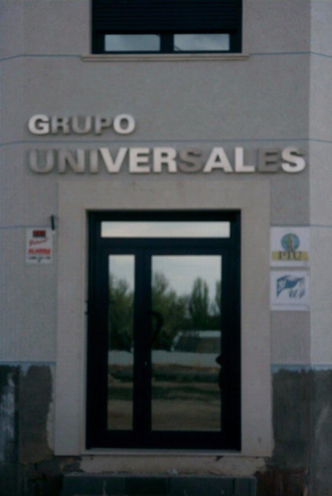 Letras corpóreas en Albacete