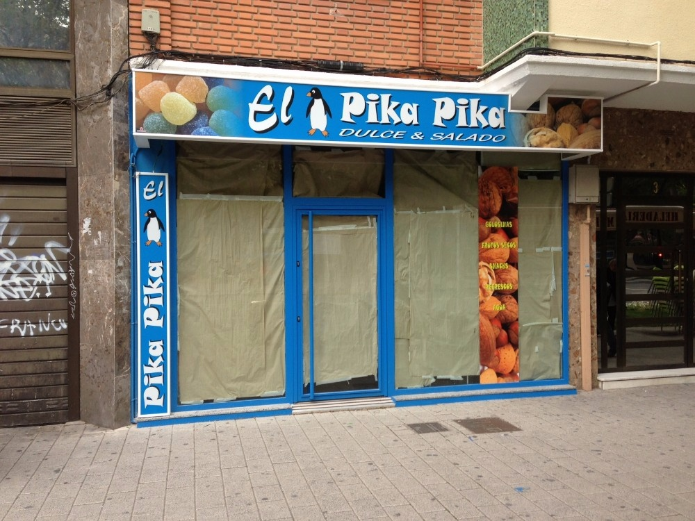Rótulos luminosos en Albacete