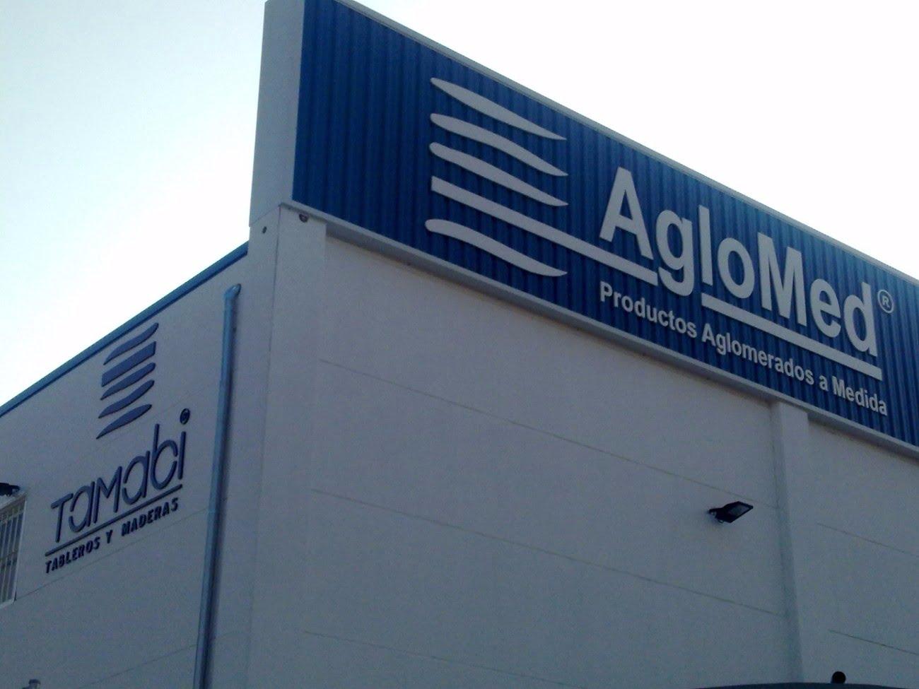 Rotulación para naves industriales y centros de producción