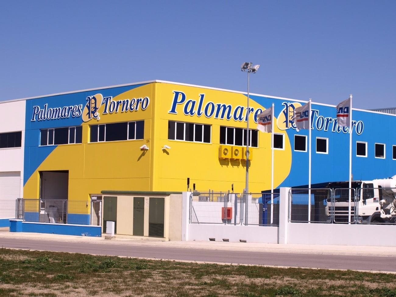 Rótulos para naves industriales en Albacete