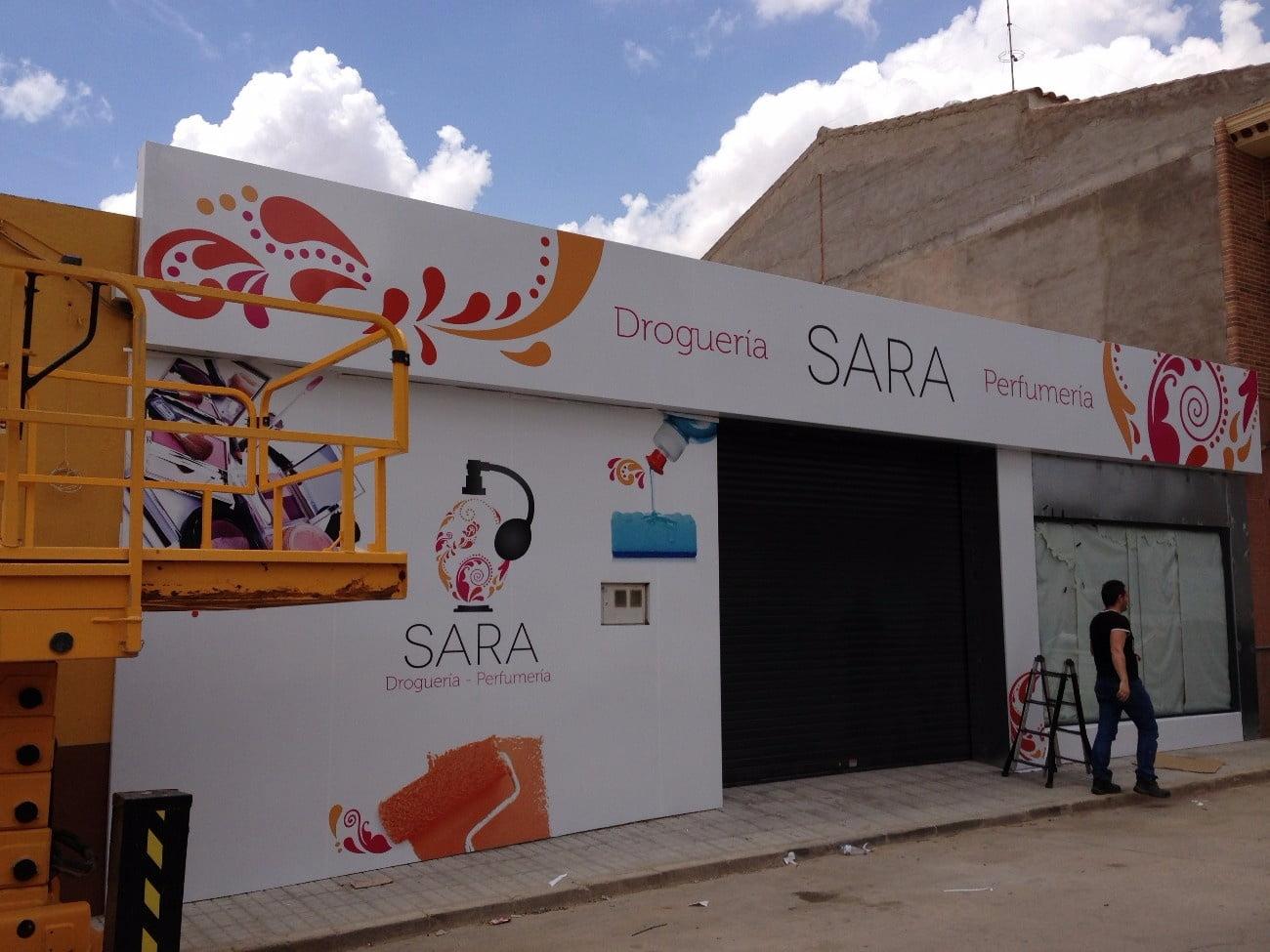 Rótulos para negocios en Albacete