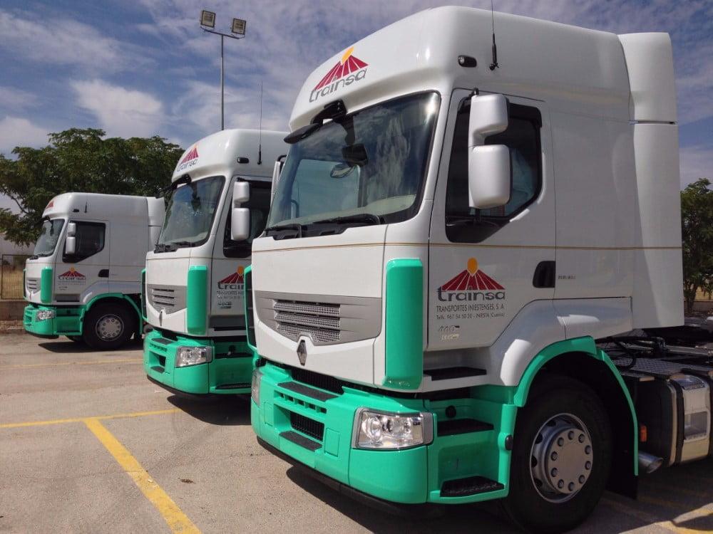Rótulos para vehículos en Albacete | Paco Maeso
