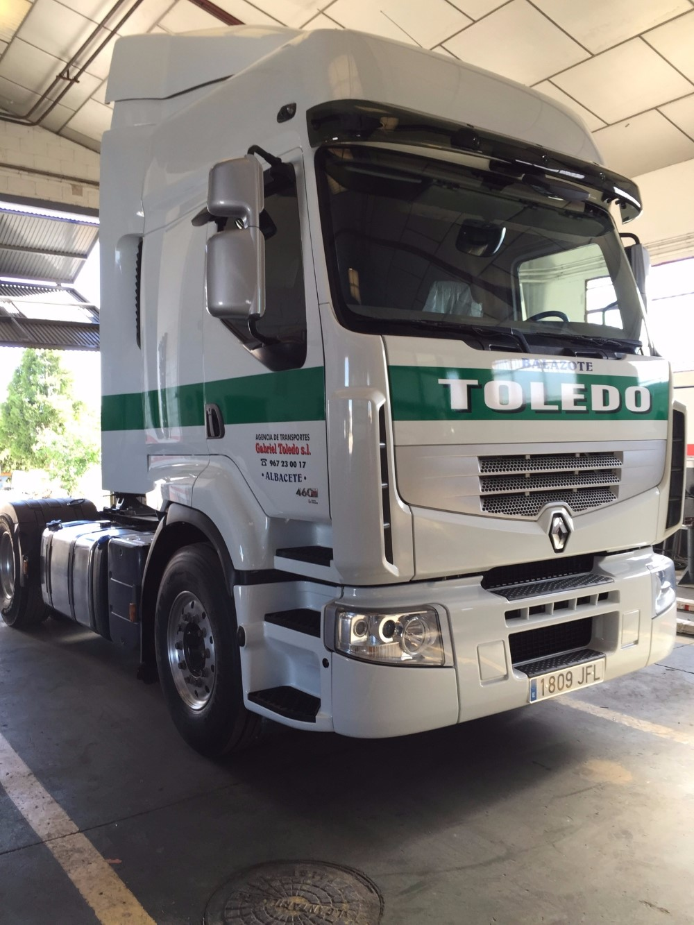 Rotulos para camiones