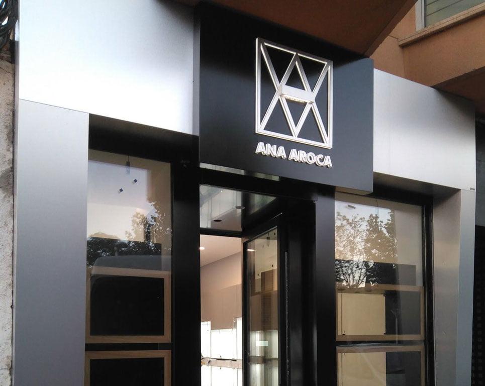 Fachada Alucobond en Albacete