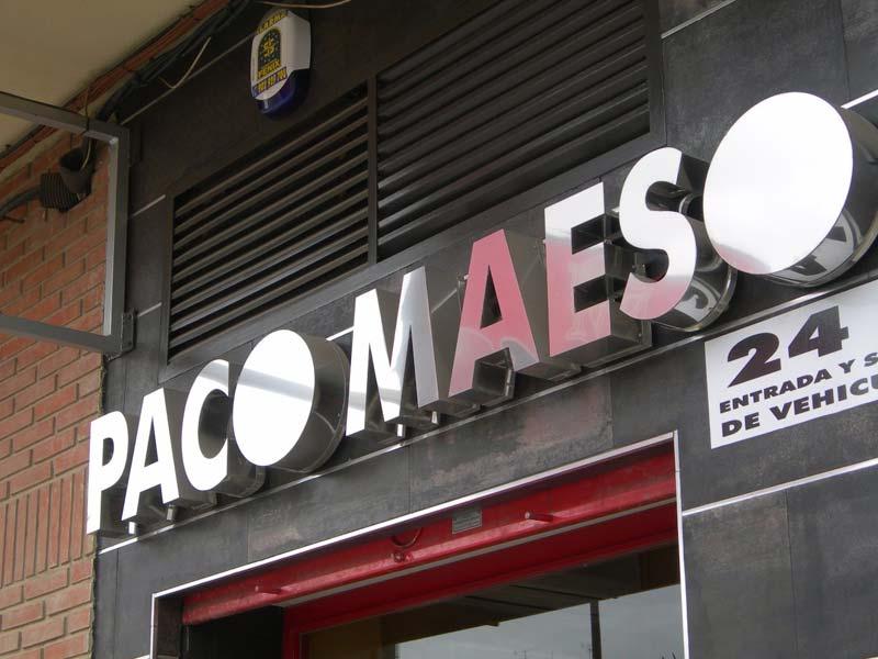 Paco Maeso Rótulos