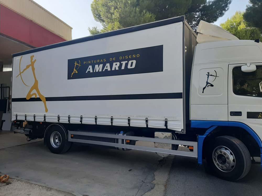 Trabajos realizados en camiones con caja   Paco Maeso Albacete