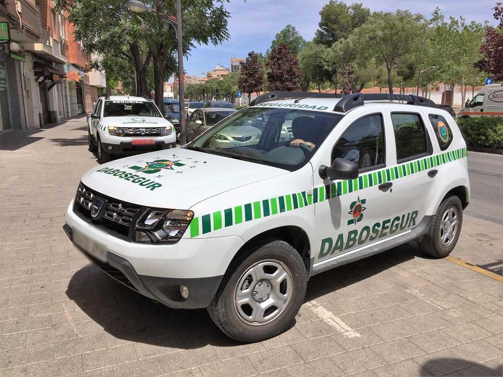 Rótulos para vehículos industriales en Albacete